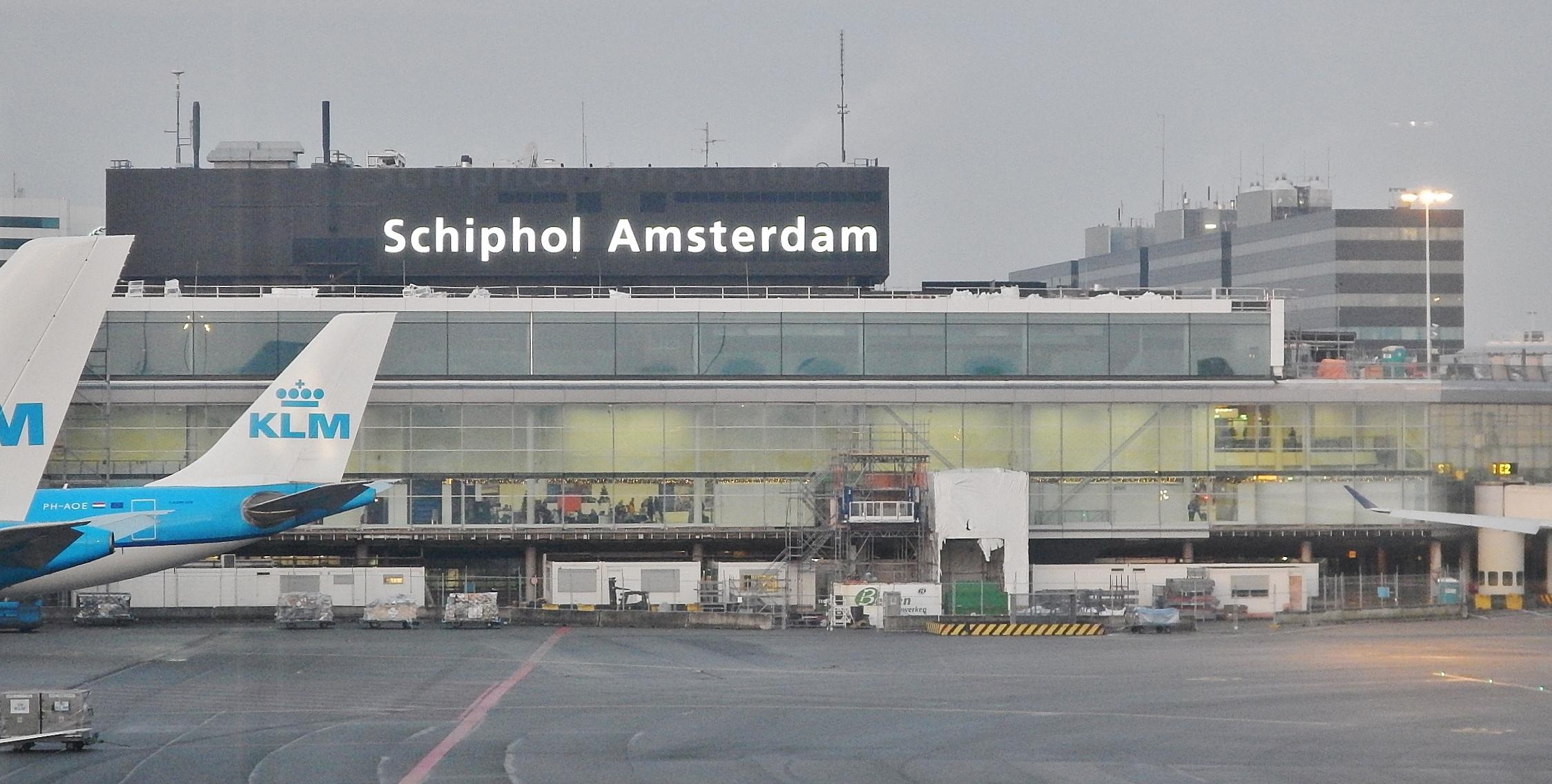 Resultado de imagen para Schiphol Luchthaven