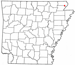 Loko di Rector, Arkansas