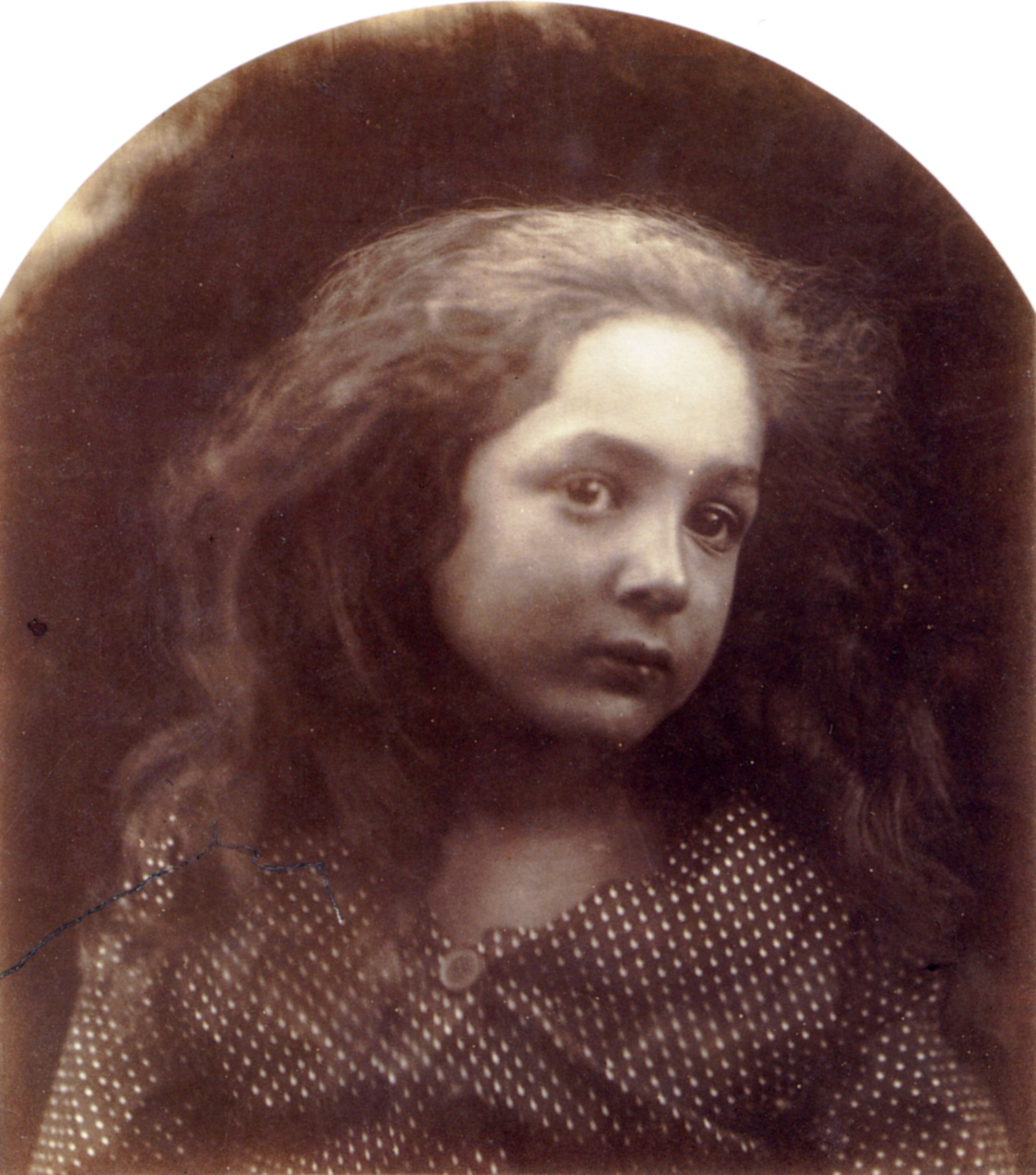 The Victorian aesthetic: Julia Margaret Cameron, 1874
