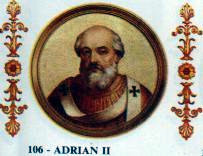 Image illustrative de l'article Adrien II