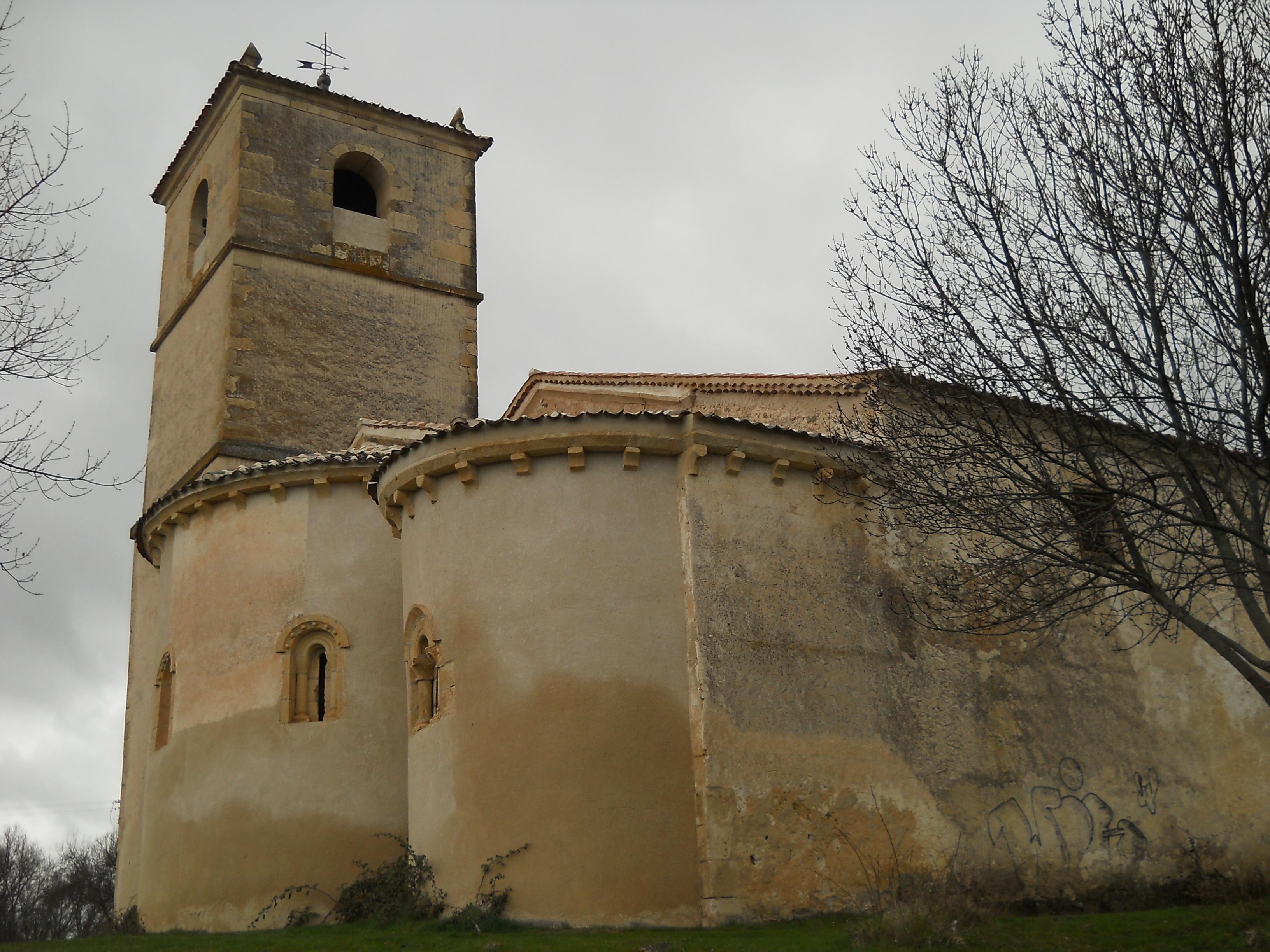 Resultado de imagen de Aldealengua de Pedraza. Iglesia de Nuestra Señora de la Asunción.