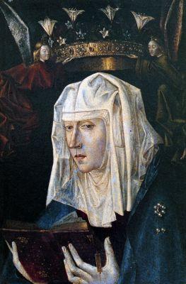 Antonello da Messina (1430–1479), Vergine leggente, 1460-1462 circa, tempera e olio su tavola, 38,7×26 cm, Venezia, collezione Mino Forti