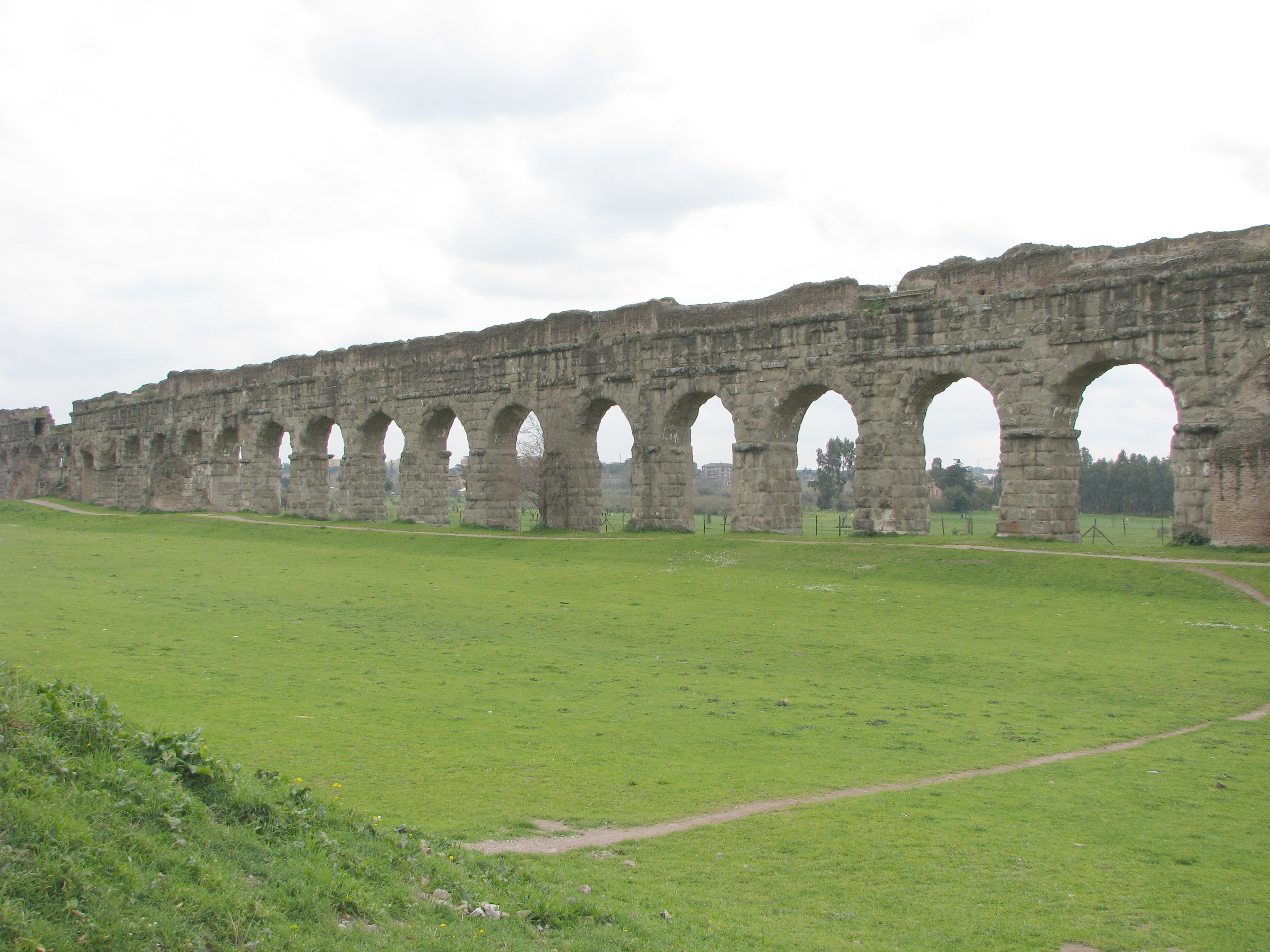 Works Cited - Roman Aqueducts