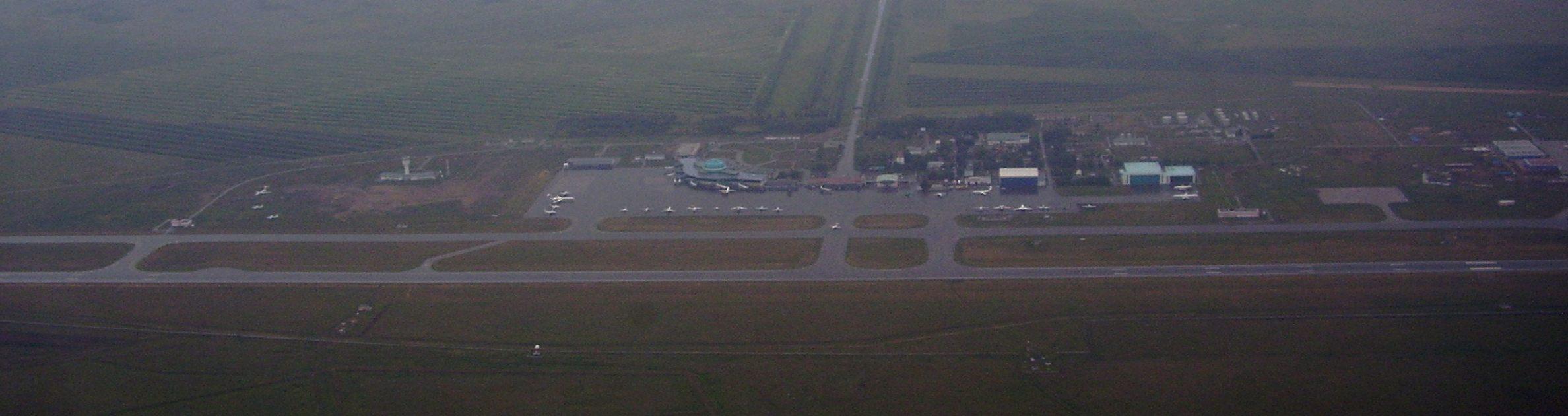 فرودگاه بینالمللی آستانه