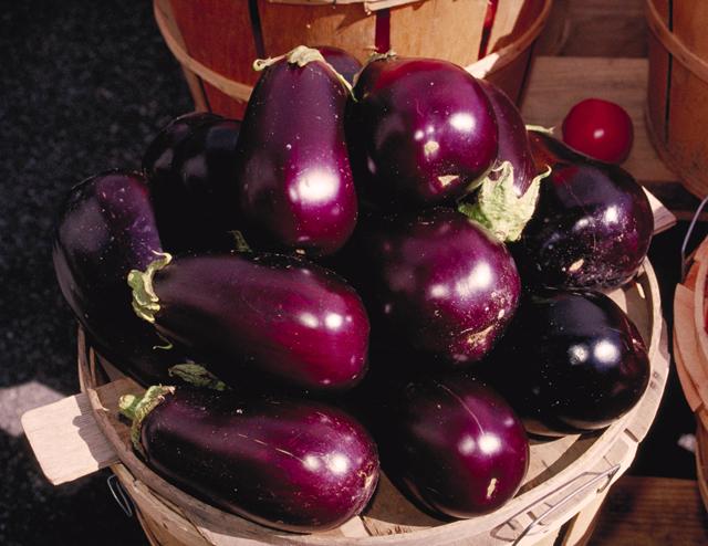 Баклажан - идеальный овощ для здоровья