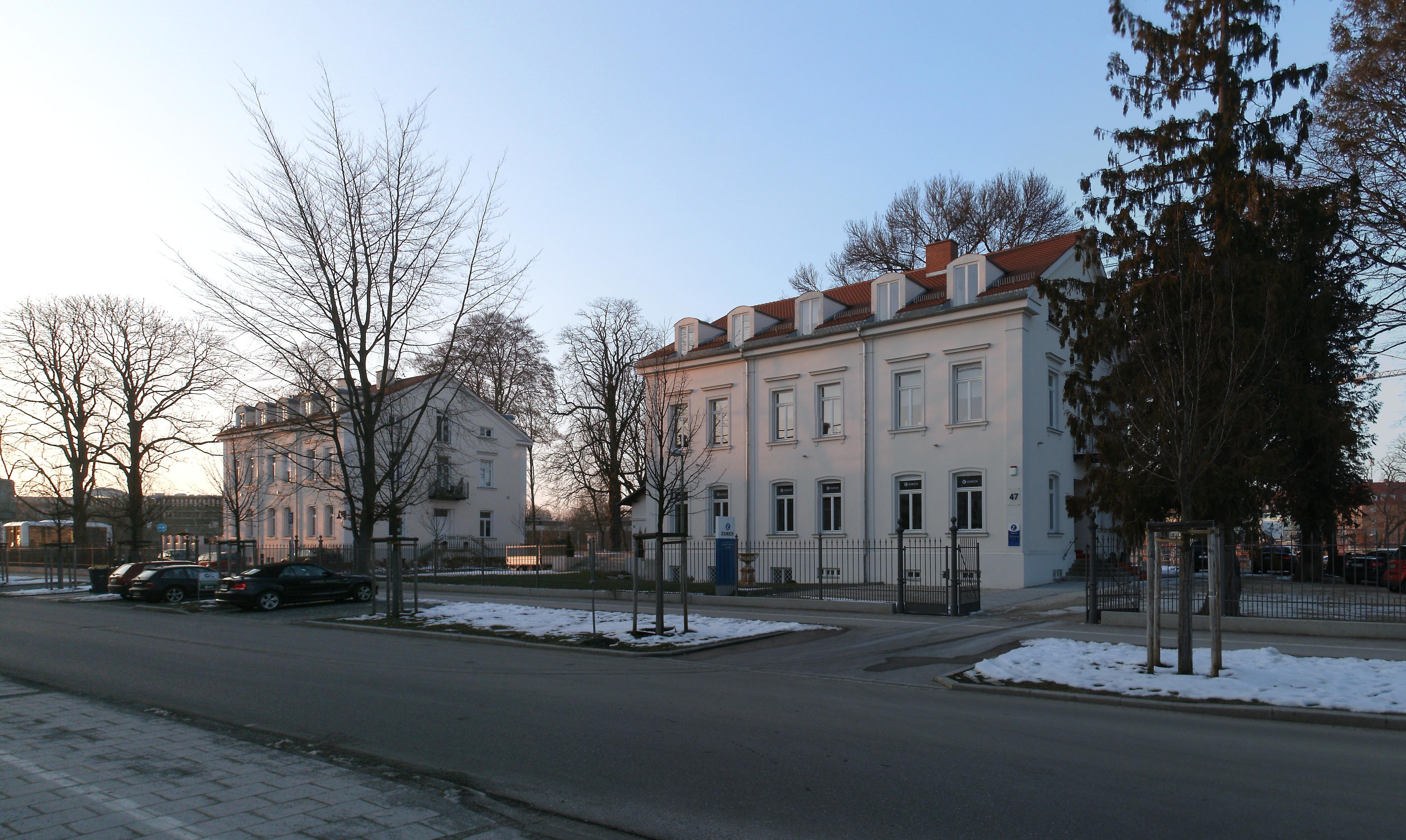 Baufirmen Augsburg liste der baudenkmäler in augsburg am schäfflerbach wikiwand