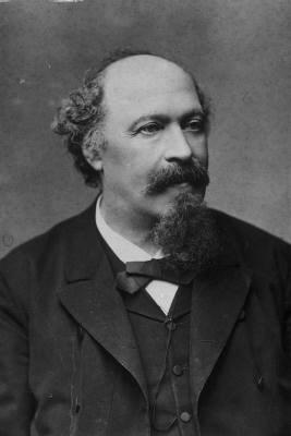 August Silberstein, taken circa 1880