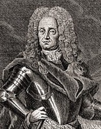 August Christoph von Wackerbarth (1662–1734)
