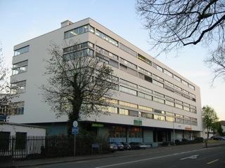 Schweizerisches Sportmuseum, Missionsstrasse