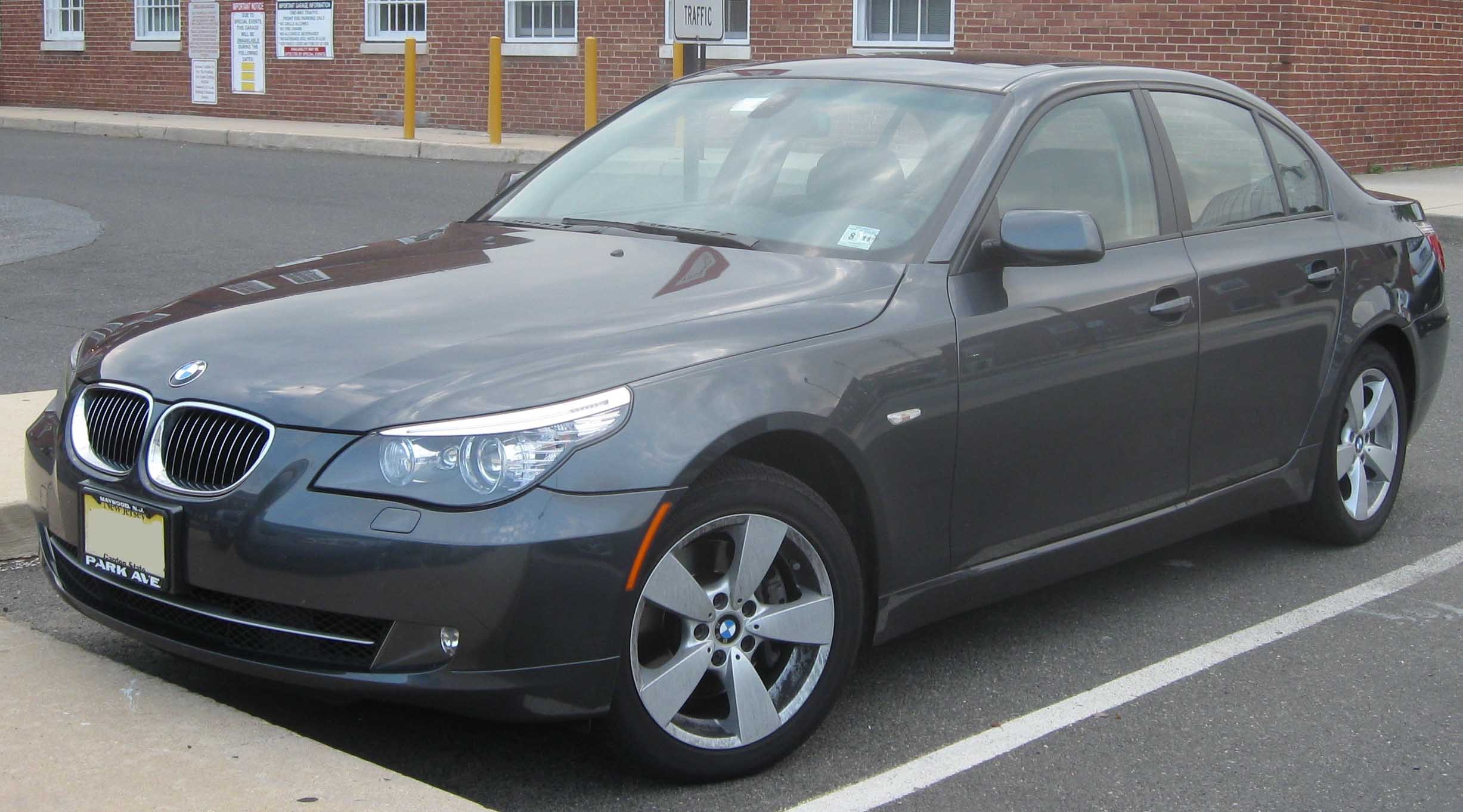 2007 Bmw 528xi Us E60 Related Infomation Specifications