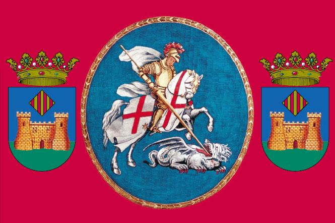 Archivo:Bandera bañeres.jpg