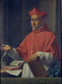 Bartolomeo Roverella Italian cardinal
