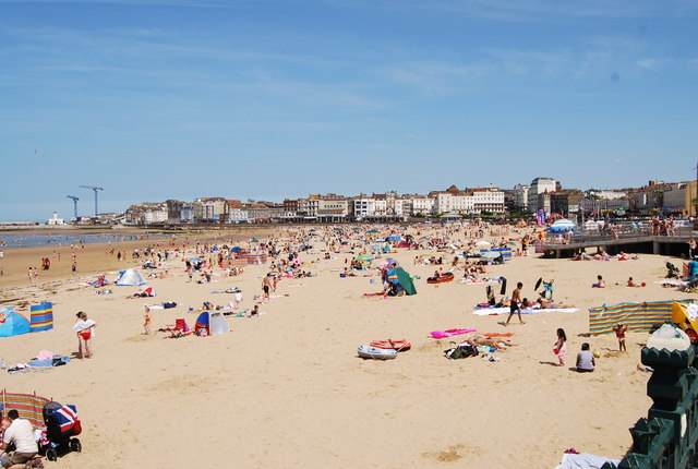 Beach, Margate - geograph.org.uk - 1473126