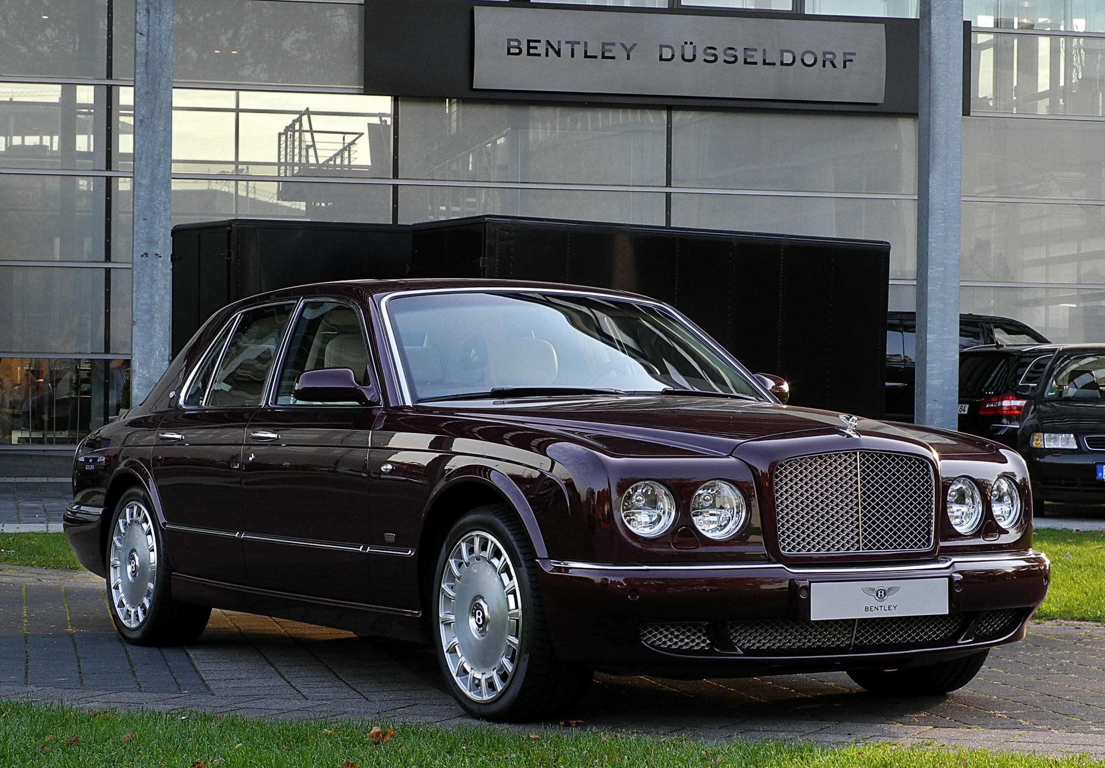 Bentley arnage wikiwand vanachro Image collections