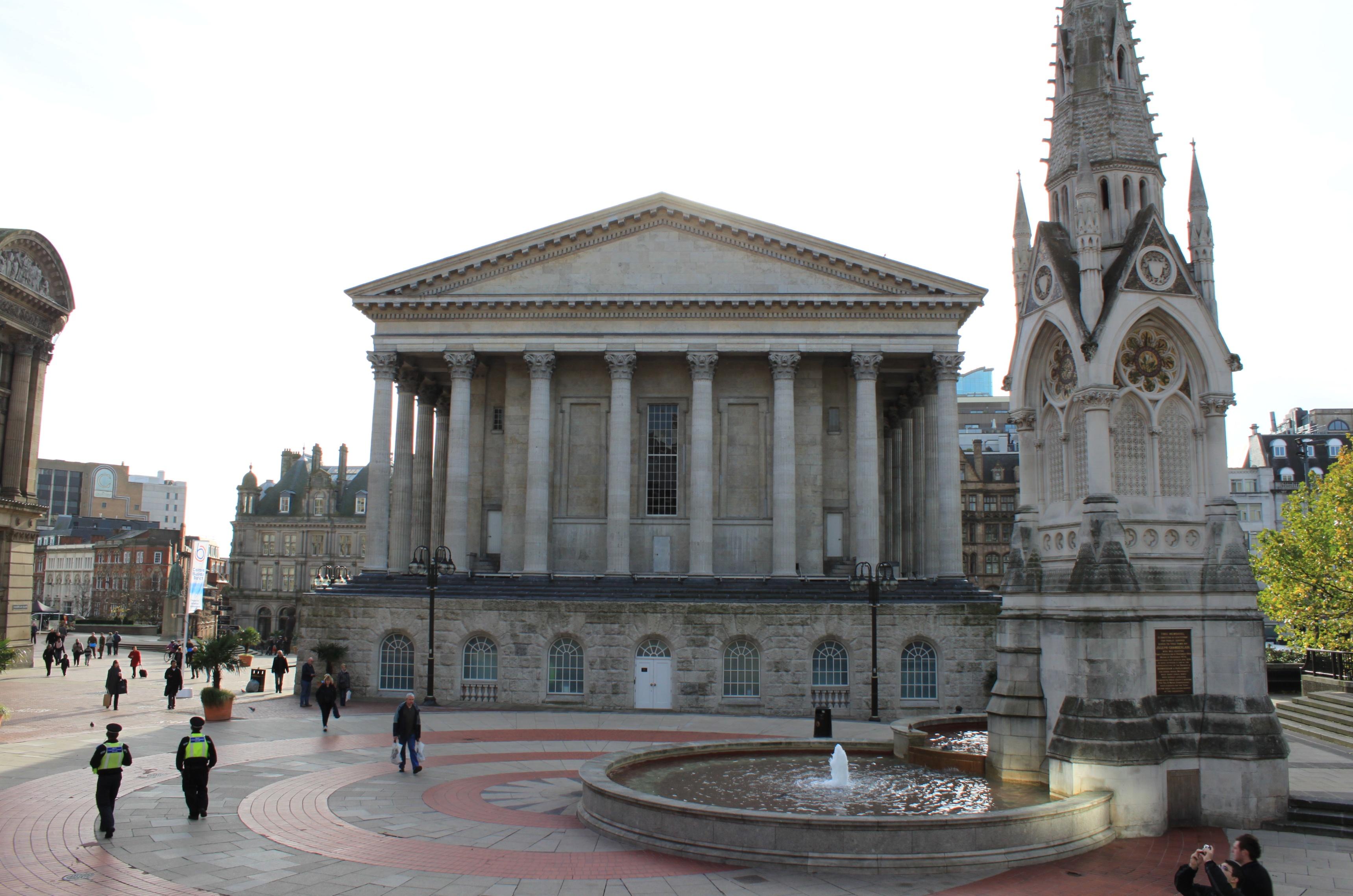 Birmingham City Council Property To Ent
