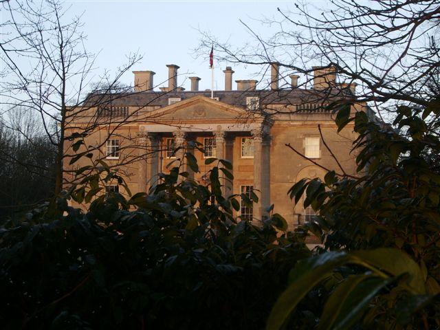 Bletchingdon Park - Wikipedia