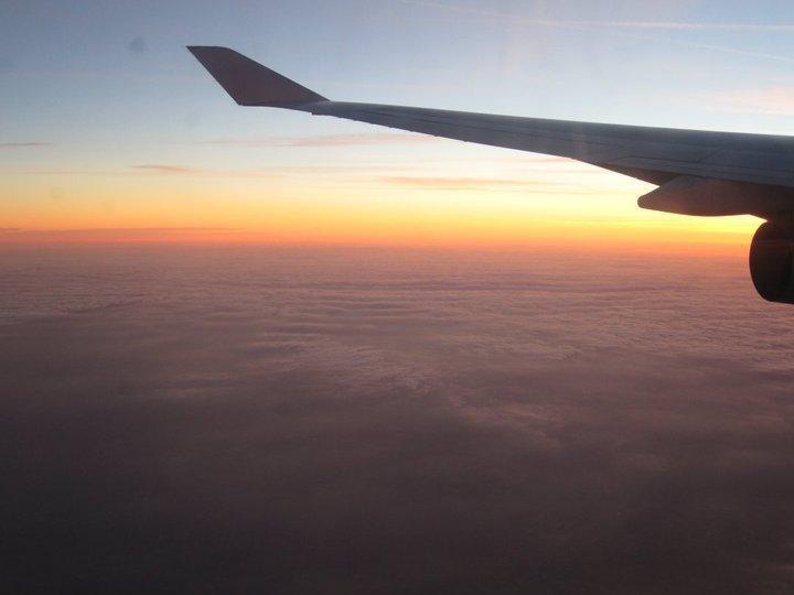 Fileblick Aus Dem Flugzeugjpg Wikimedia Commons