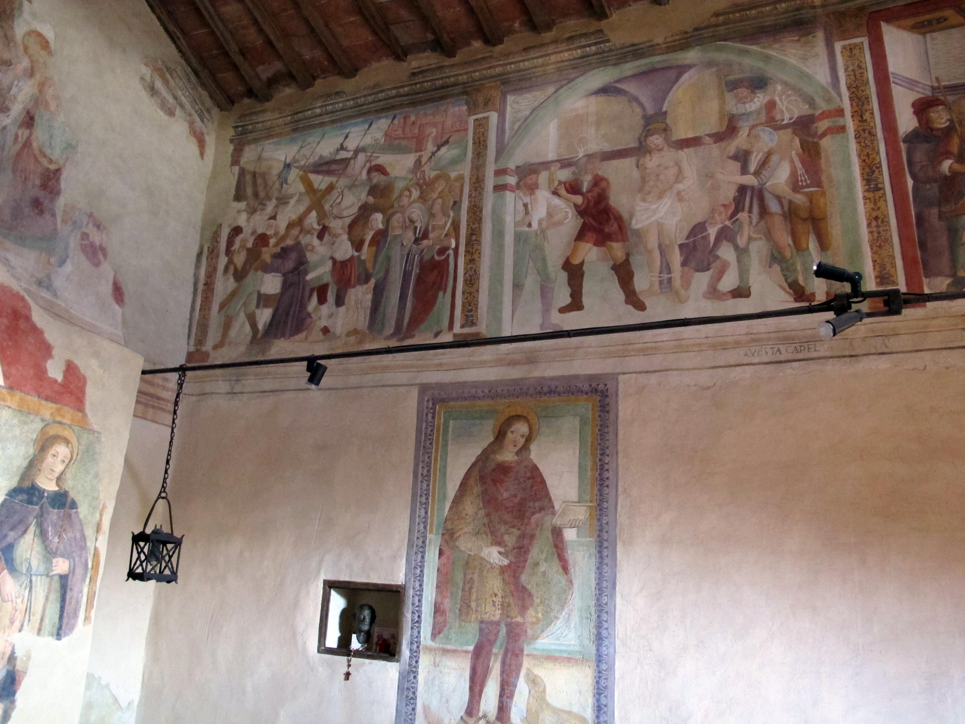 File Bolsena Madonna Del Cacciatore Interno 09 Jpg