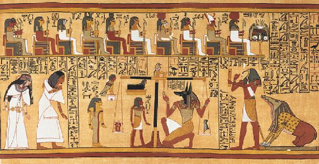 the ancient egyptian views about evil and sin during the xviiiths dynasty