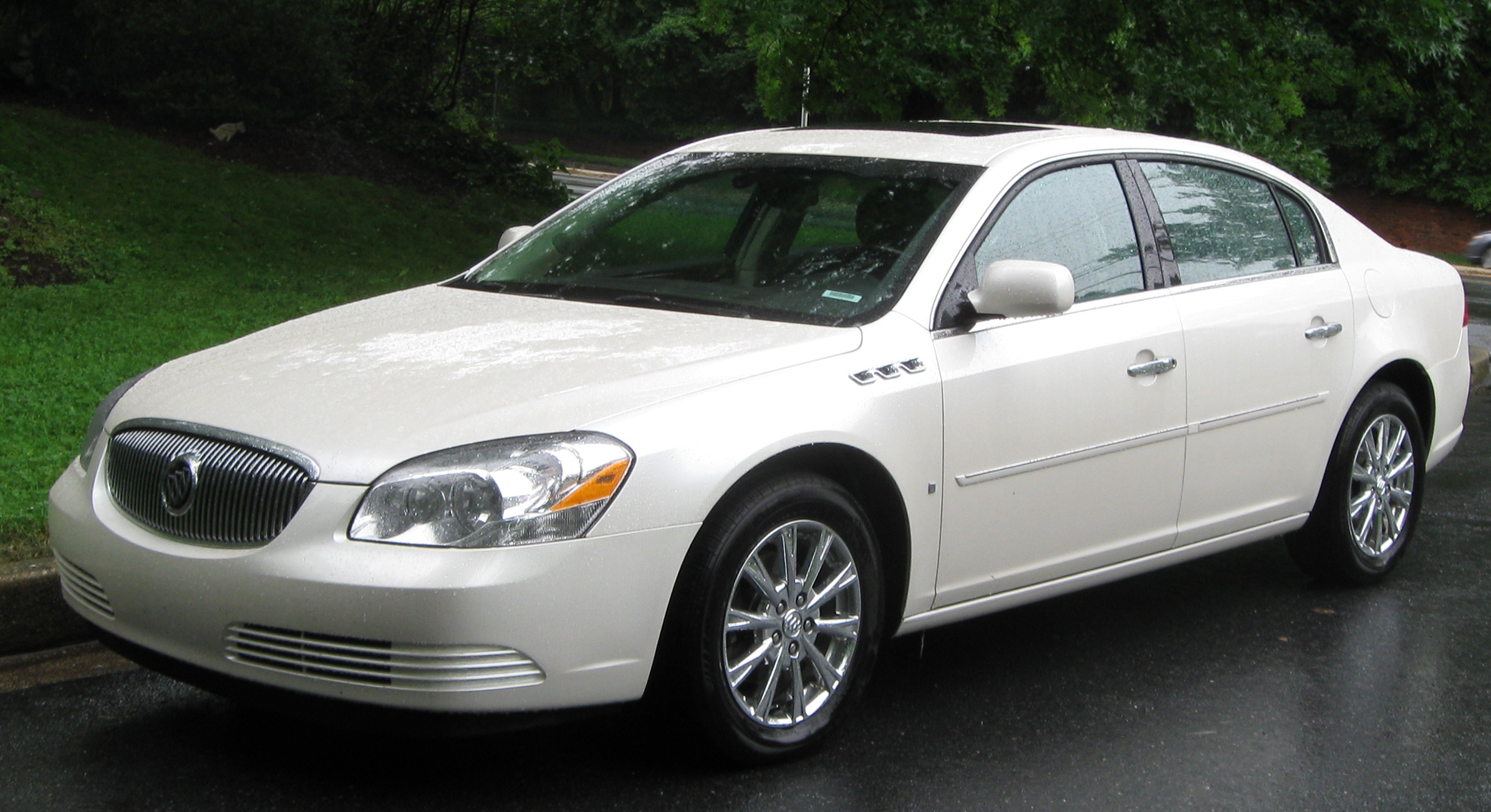 Buick Lucerne Wikiwand