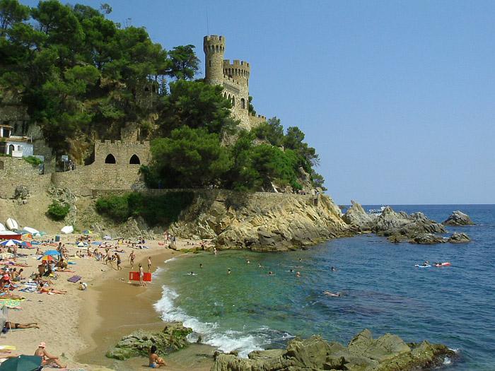 Lloret de mar travel guide at wikivoyage - Office tourisme lloret del mar ...