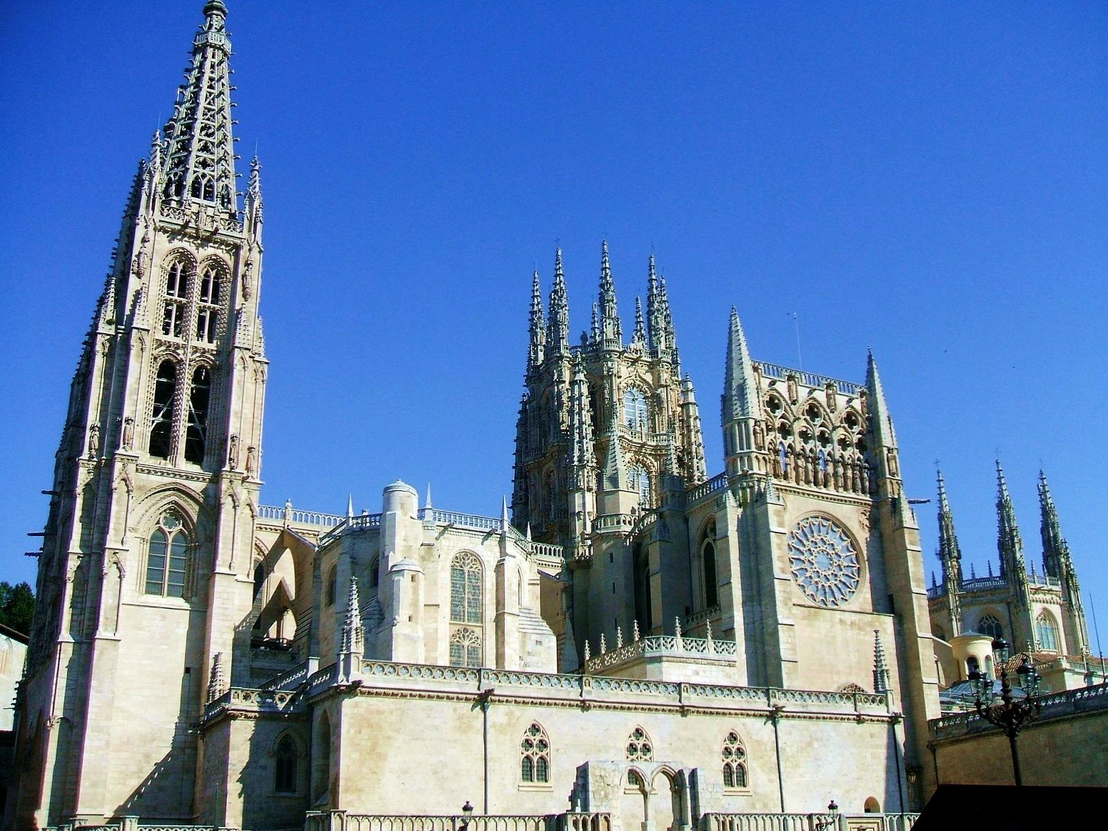 Catedral De Burgos Wikipedia La Enciclopedia Libre  2016 ...