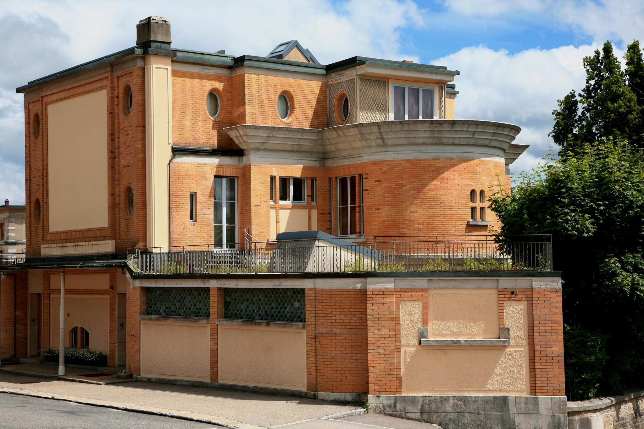 Villa Schwob Wikipedia
