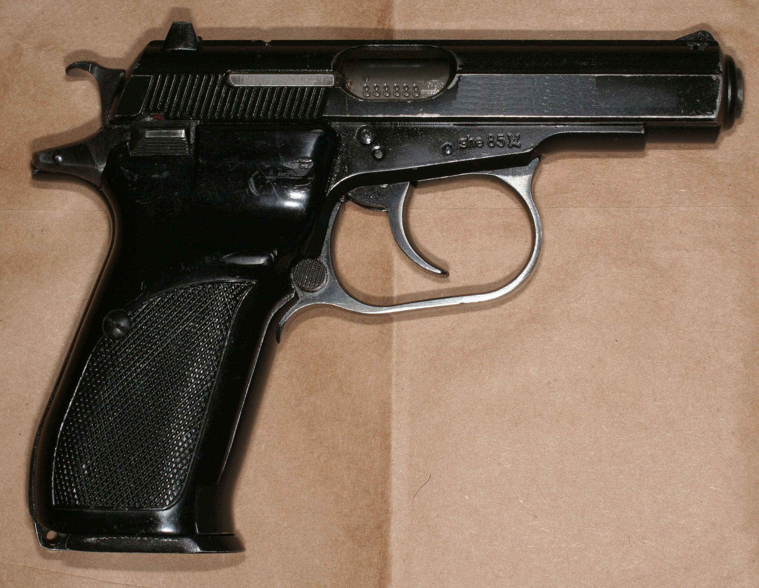 The main parts of the Makarov pistol and their purpose