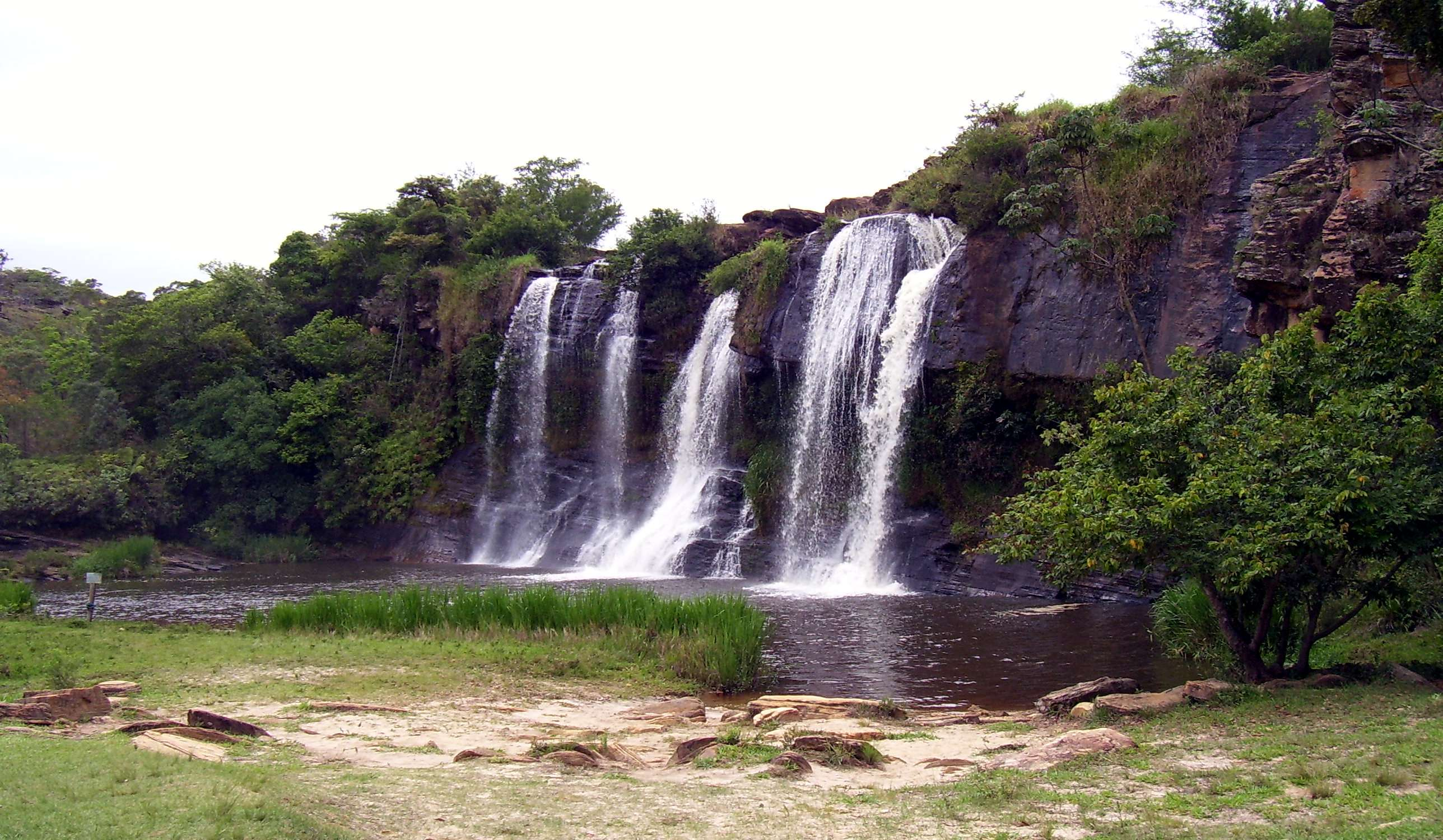 Waterfall Espirito Santo