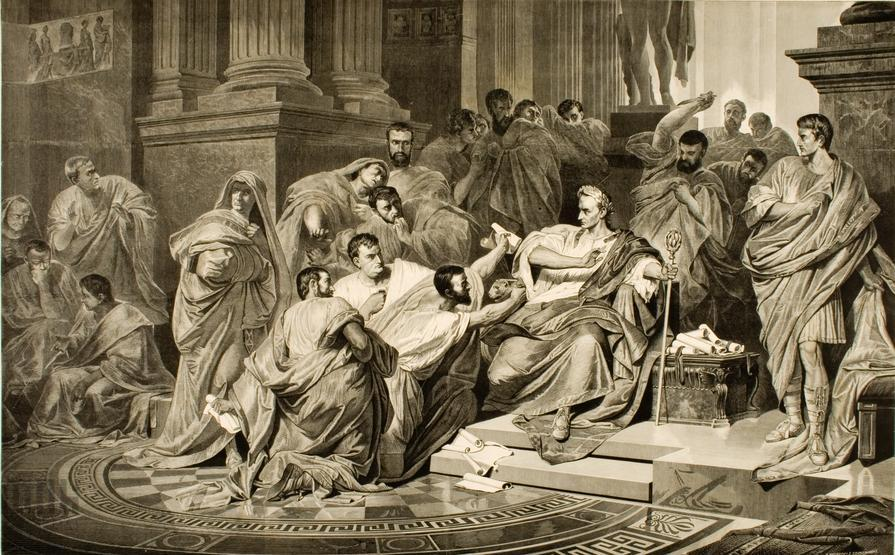 the biography of the life and times of julius caesar The rise and fall of julius caesar print reference this   gaius julius caesar was born in rome,  he was made dictator for life.