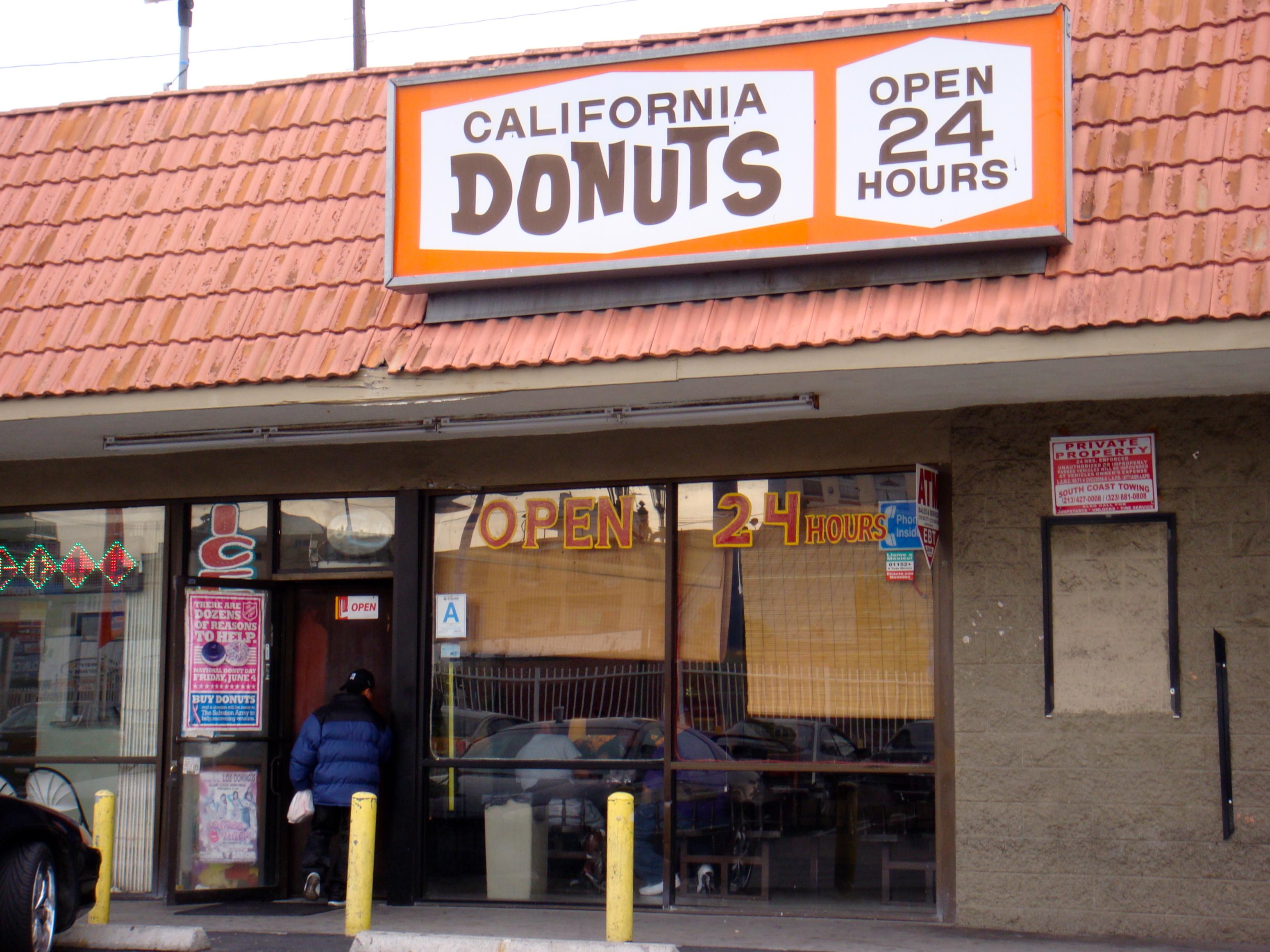 California Donuts , Los Angeles USA - panoramio.jpg