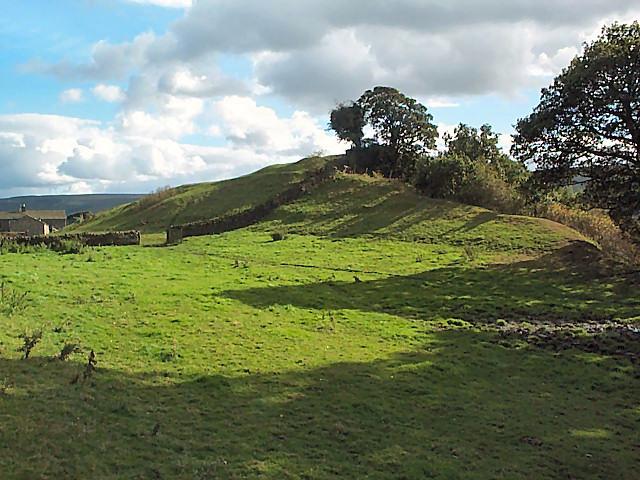 Castleberg Fort, Nesfield - geograph.org.uk - 60792