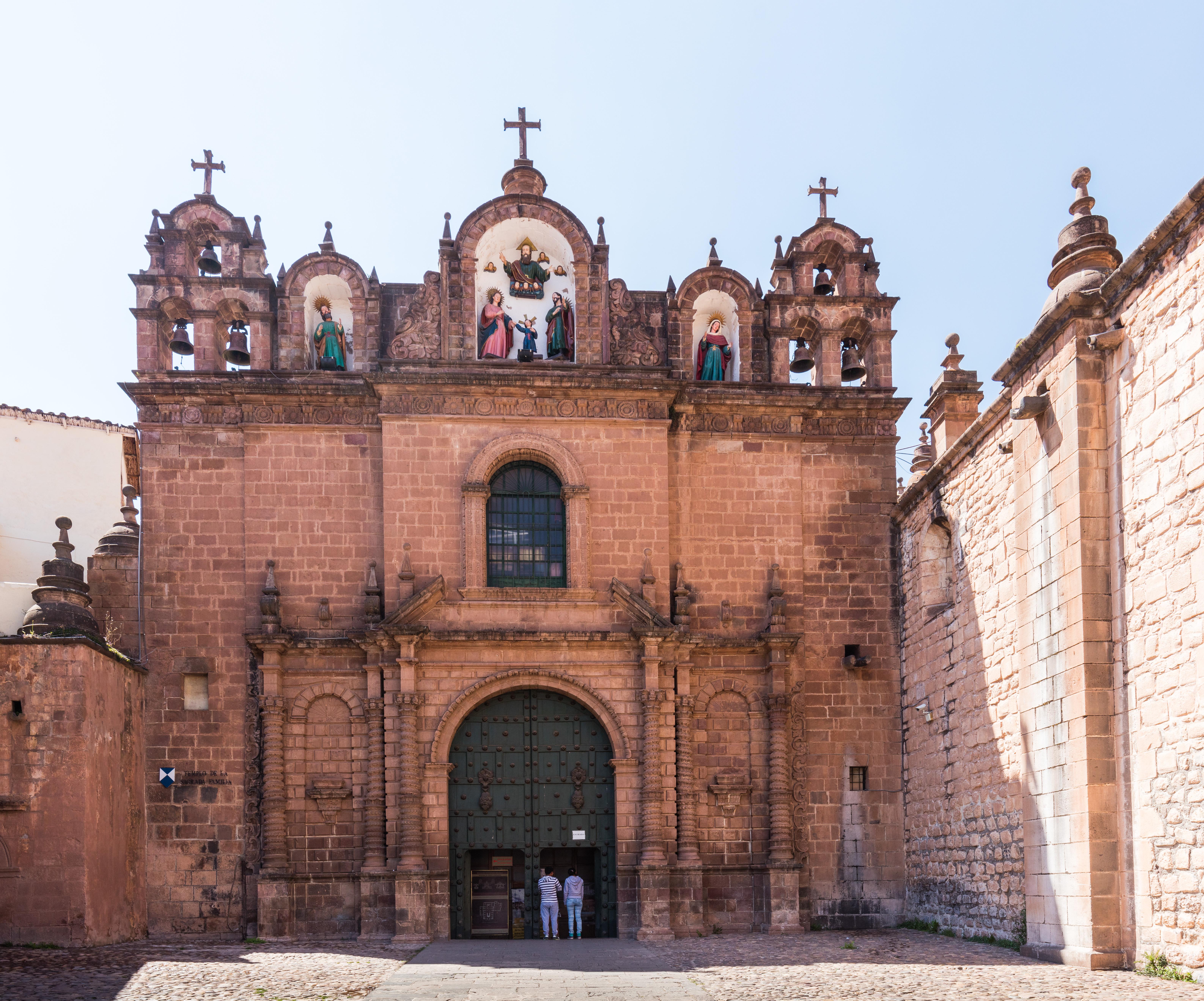 Archivo Catedral Plaza De Armas Cusco Peru 2015 07 31 Dd 57 Jpg