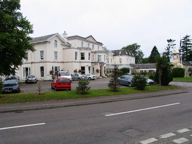 File Cheltenham Park Hotel Charlton Kings Geograph Org Uk 33383