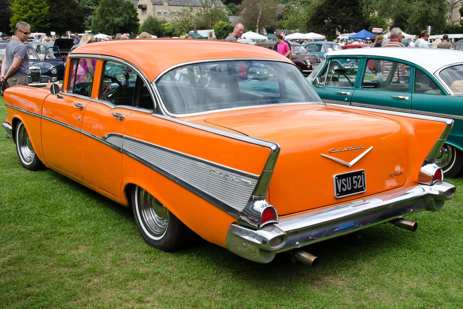 Filechevrolet Bel Air 4 Door Sedan 1957 9679748951 Chevy