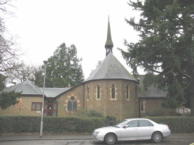 Church of St John the Baptist, Kingston Vale - geograph.org.uk - 674012