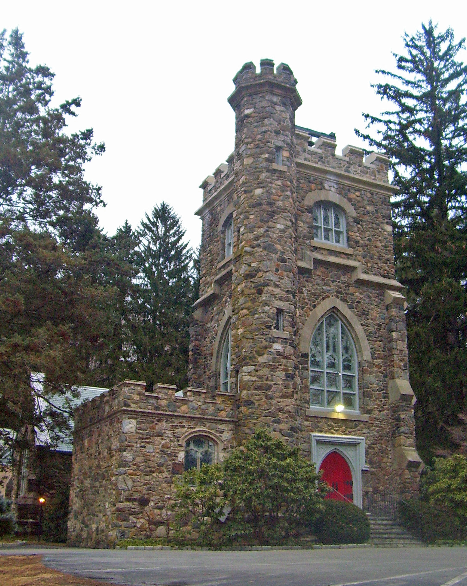 Church of Saint Mary the Virgin (Chappaqua, New York ...
