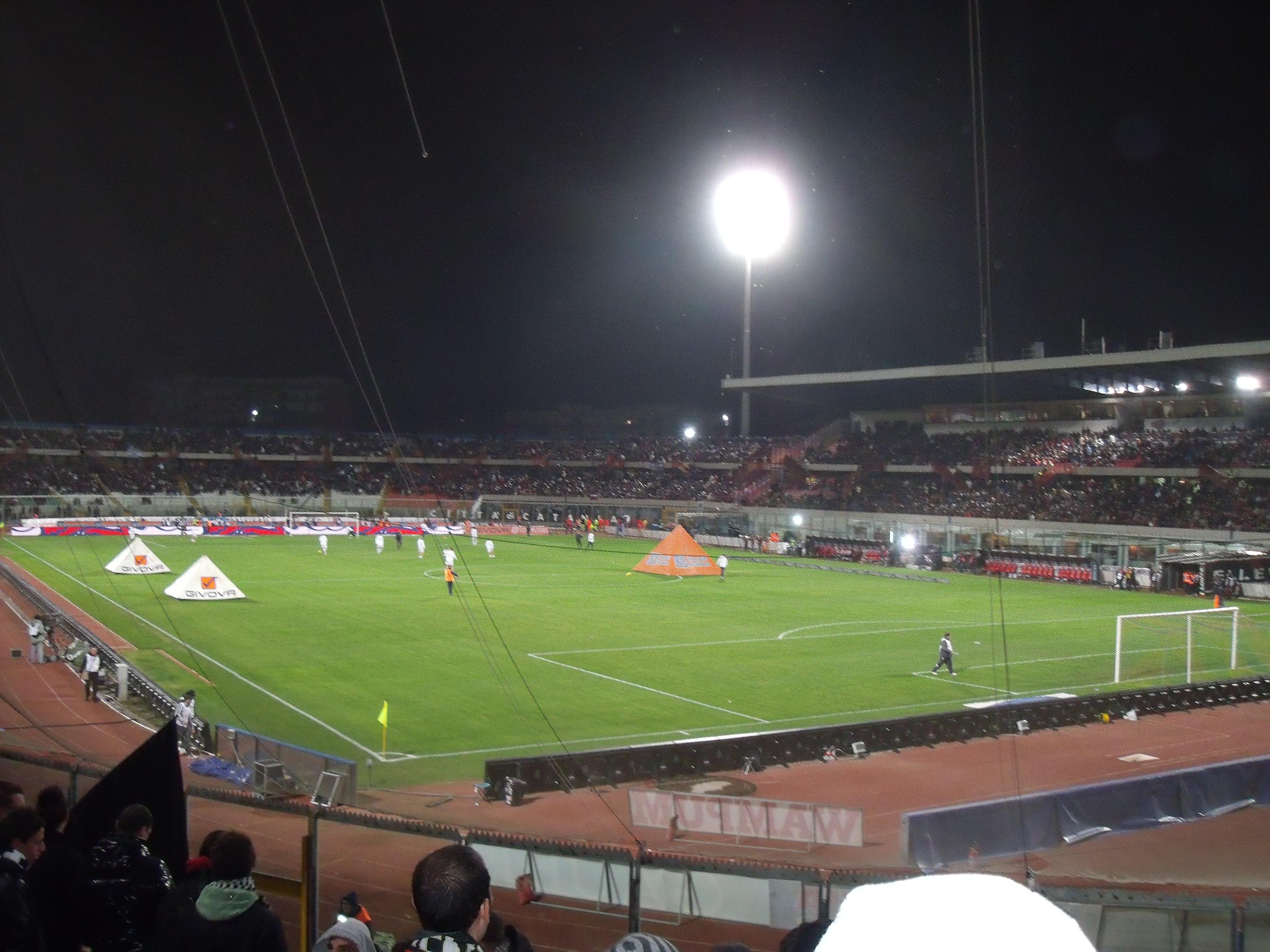 f442030905d2 Stadio Angelo Massimino - Wikipedia