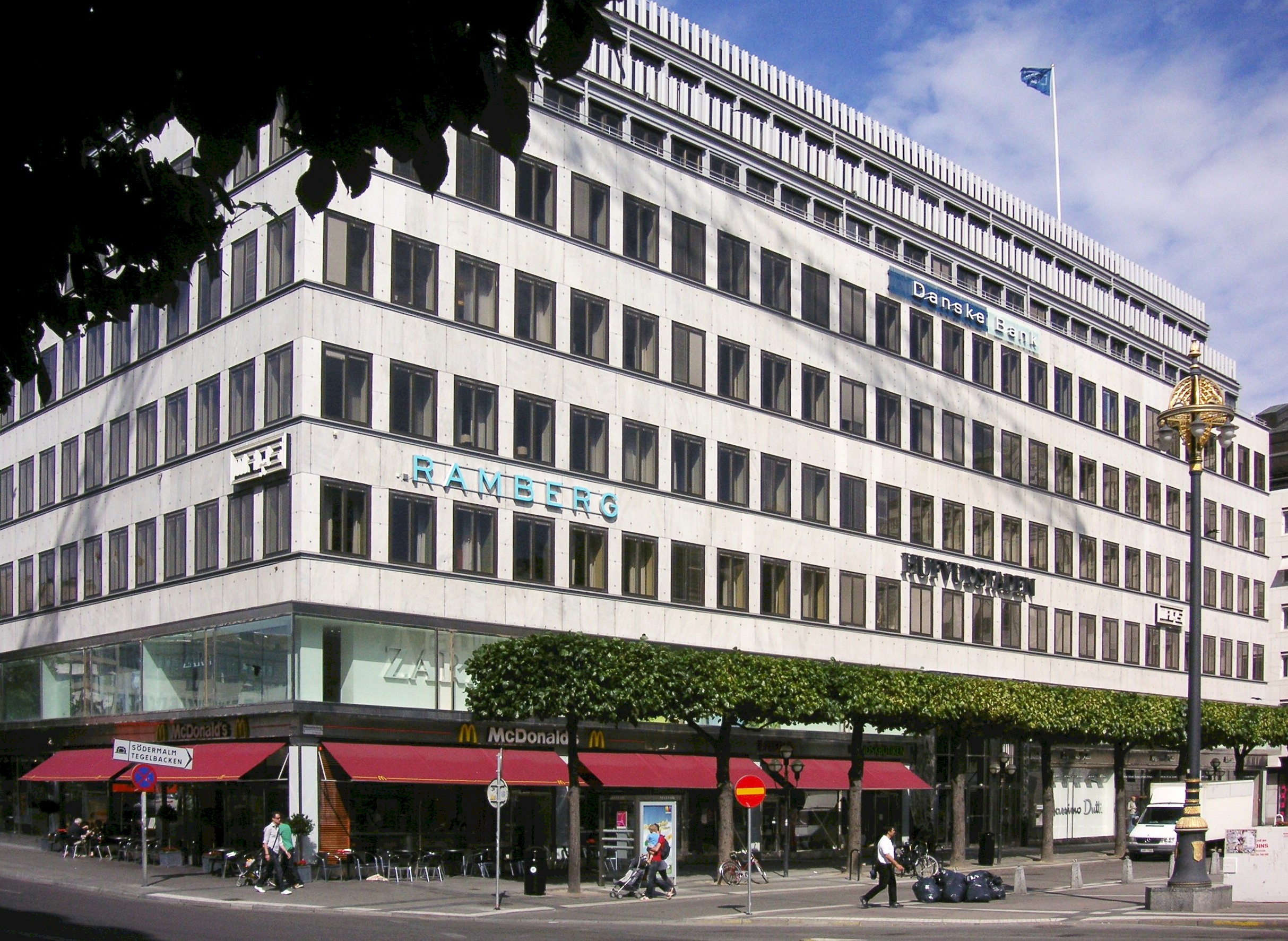 danske bank sverige filial