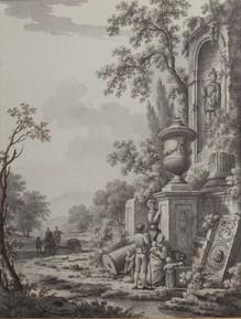 Johann Heinrich Müntz German Swiss painter