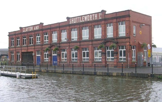 File:Clayton and Shuttleworth's Edwardian Office Block - Waterside South - geograph.org.uk - 1483847.jpg