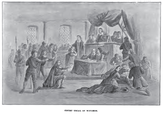 an explanation of the hysteria of the salem witch trials Cold case files: solving the mystery of the salem witch trials  § hysteria rose because witchcraft did exist and was practiced in the massachusetts bay colony.