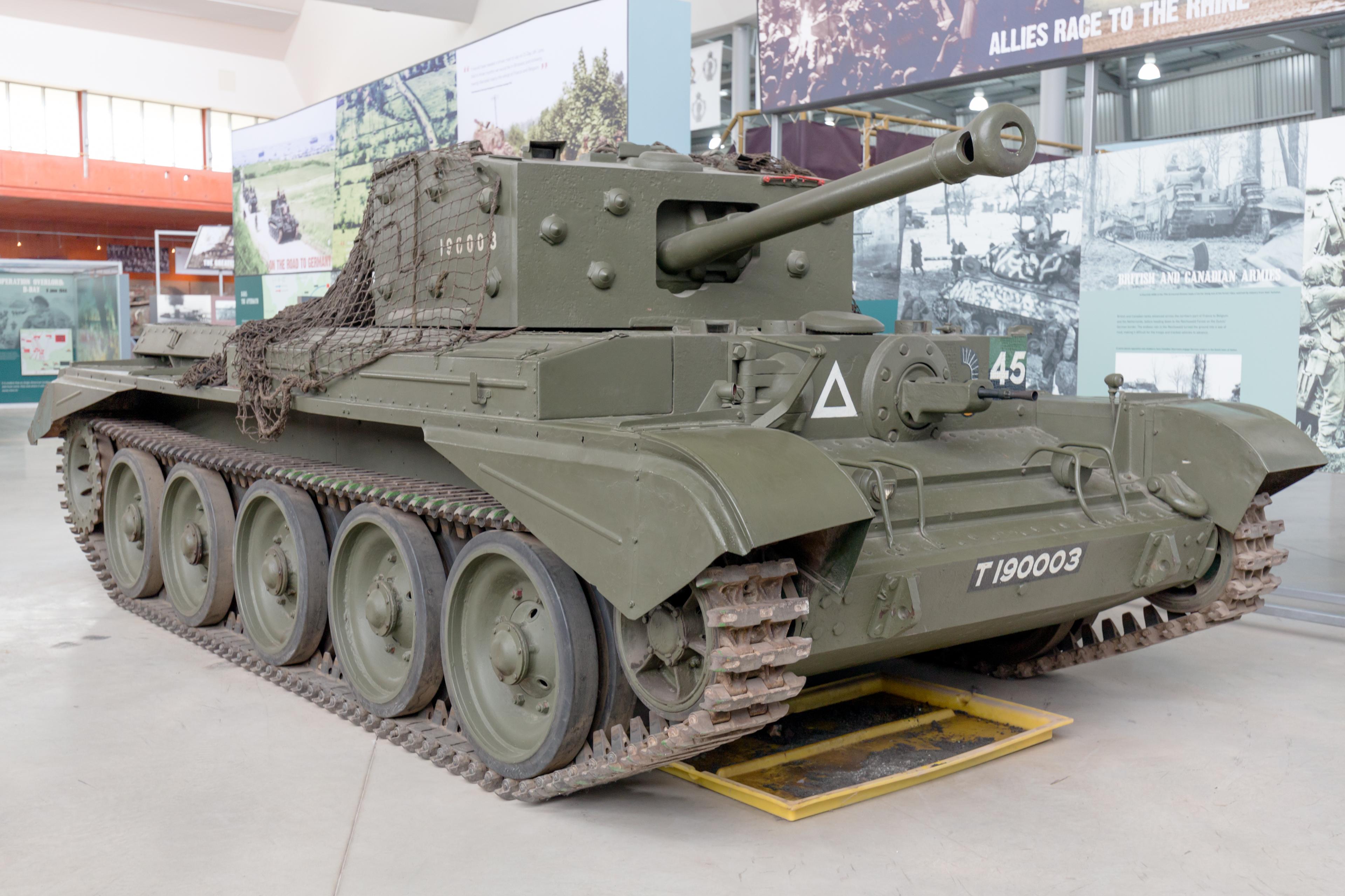 Cromwell tank - Wikipedia