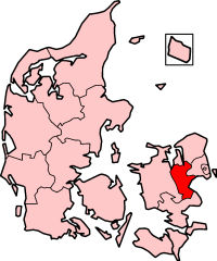 county of Denmark