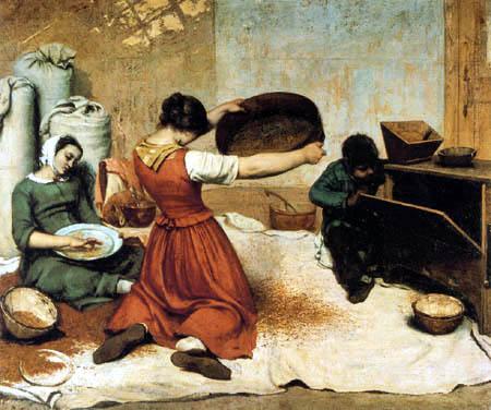 Landschaftsmalerei realismus  Realismus (Kunst) – Wikipedia