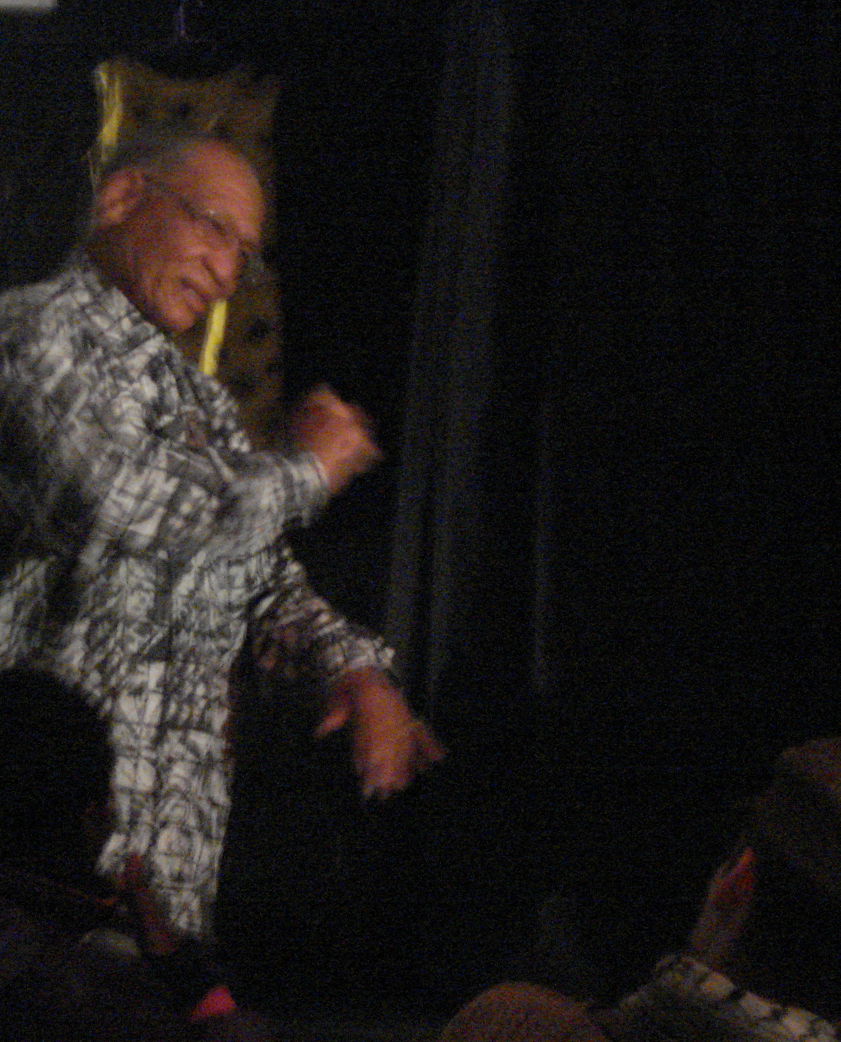 Don Mattera at the Katilist Theatre in [[Cape Town]] (September 2007)