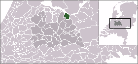 Dutch Municipality Bunschoten 2006.png