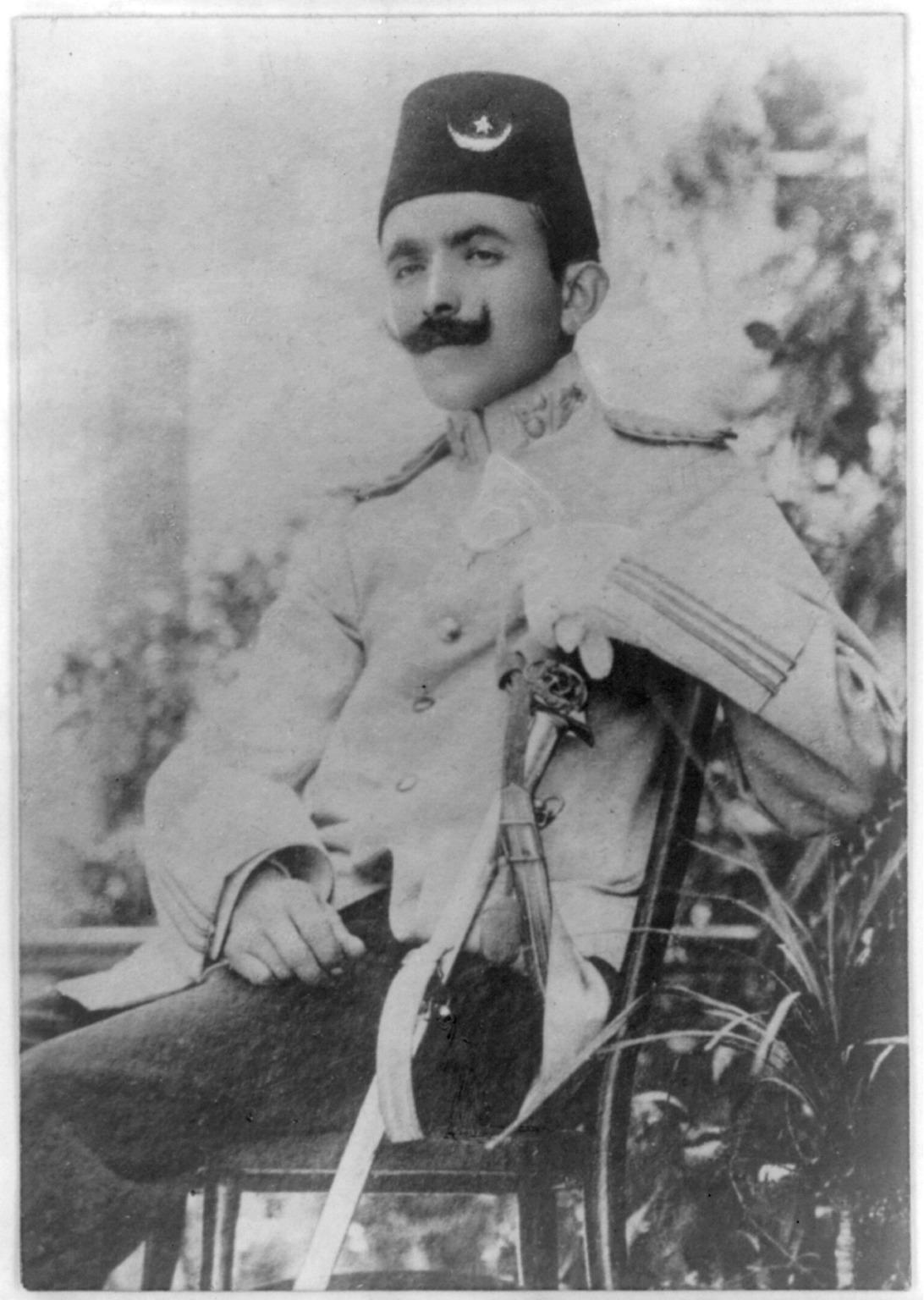 Энвер-паша