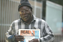 Real Change - Seattle Street Paper