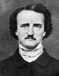 Edgar Allan Poe - Daguerreotype portrait mirrored